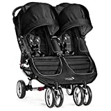 Baby Jogger 2017 City Mini Double (Black/Gray)
