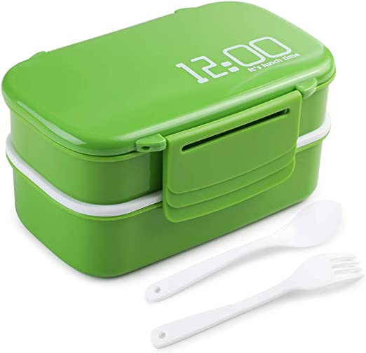 Jogoi Fiambrera Alimentos Caja Bento de Lunch Box Caja de Almuerzo ...