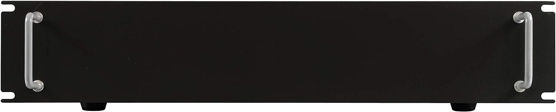 Montagesatz Blanko 480 mm Rack-Leergeh/äuse 2 HE 19