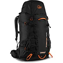 Lowe Alpine Expedition 75:95 Backpack - 4575cu in Black, Regular