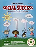 First Steps to Social Success w/ CD