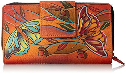 anuschka-two-fold-organizer-wallet-angel-wings-tangerine-one-size