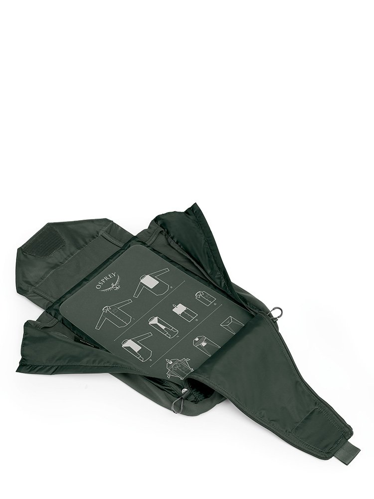 Osprey Packs UL Garment Folder, Shadow Grey, One Size by Osprey