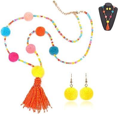 Tassel Jewelry Set