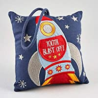Tooth Fairy Cushion Rocket