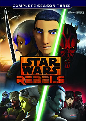 Top 10 star wars rebels season 3 dvd