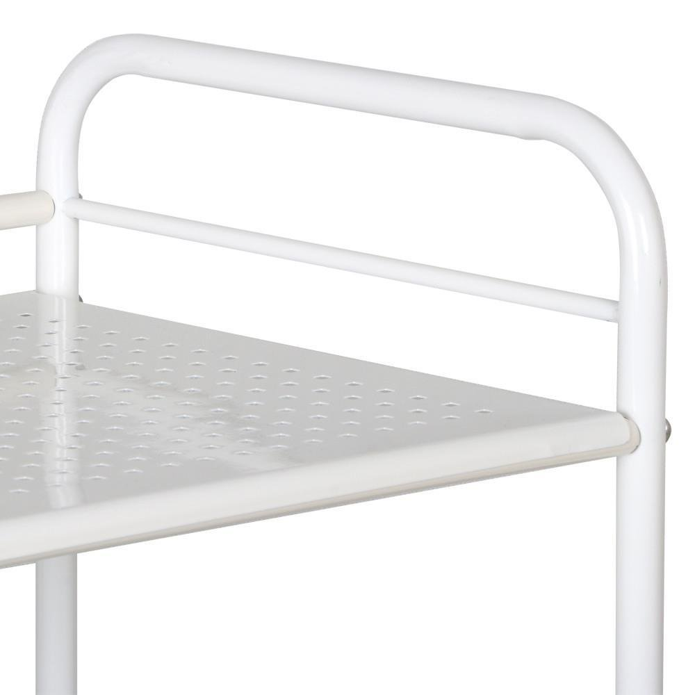Topeakmart Rolling Trolley Cart Kitchen Storage Cart 4 Tier Facial Salon Spa Utility by Topeakmart (Image #5)
