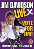 Jim Davidson Live - Vote For Jim [DVD]