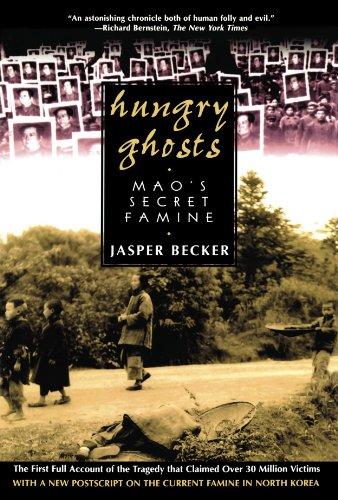 Hungry Ghosts: Mao's Secret Famine (Holt Paperback)
