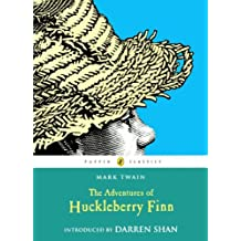 The Adventures Of Huckleberry Finn (Turtleback School & Library Binding Edition) (Puffin Classics) by Mark Twain (1995-03-01)