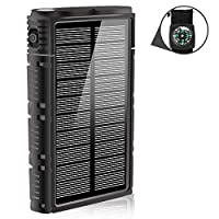 soyond Solar Phone Charger Power Bank-15...