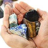 Unihom 3 lbs Bulk Rough Madagascar Stones Mix