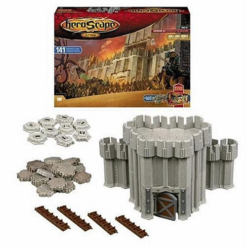 Hasbro Gaming Heroscape Wall and Tower Building Pack