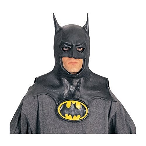 Batman Mask with Cowl Costume Accessory