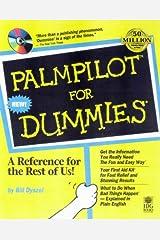 Palm Pilot for Dummies Paperback