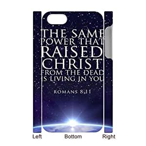 Jesus CUSTOM 3D Case Cover for iPhone 5/5s LMc-87906 at LaiMc