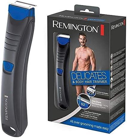 Remington AFEITADORA Zonas INTIMAS Hombre: Amazon.es: Hogar