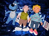"Disney's Doug and Friends 8"" Beanie Set"