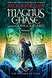 Image result for magnus chase and the gods of asgard