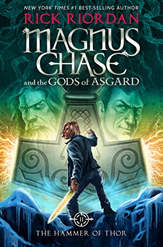 Magnus Chase and the Gods of Asgard, Book 2: The Hammer of Thor by [Riordan, Rick]