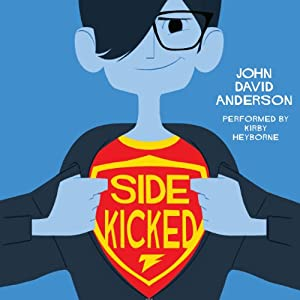 Sidekicked Audiobook