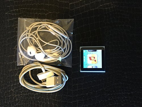 apple-ipod-nano-8-gb-blue-6th-generation-discontinued-by-manufacturer