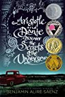 Aristotle and Dante Discover the Secrets of the Universe par Sáenz