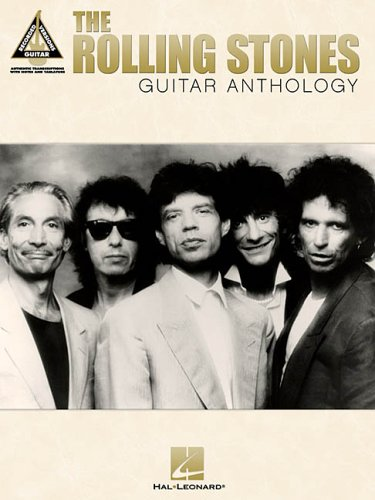 The Rolling Stones Guitar Anthology (Guitar Recorded Versions)