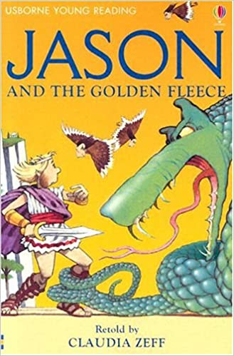 Jason and the Golden Fleece (Usborne Young Reading: Series Two)