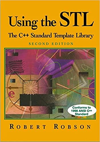 Using The Stl The C Standard Template Library Robert Robson