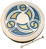 Waltons WM1956 8-Inch Trinity Design Bodhran