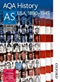 img - for AQA History AS: Unit 1 - USA, 1890-1945 book / textbook / text book