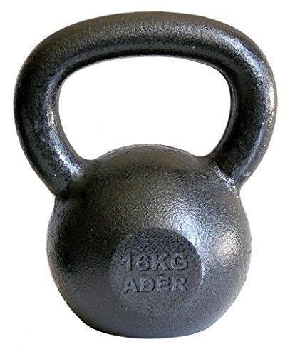 Ader Premier Kettlebell Set- (12, 16, 24kg) w/DVD by Ader Sporting Goods (Image #2)