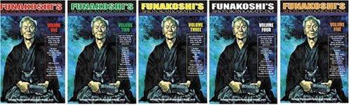 Funakoshi Shotokan - 5 DVD Set by Rising Sun Productions