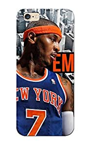 Freshmilk Hot Tpye New York Knicks Basketball Nbage Case Cover For Iphone 6 Plus For Christmas Day's Gifts