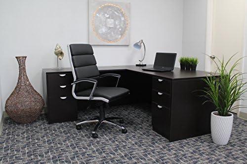 Modern High-Back Computer Chair Swivel Office Chair Adjustable Office Chair Ergonomic Chair