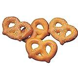 J and J Snack Super Mini Soft Pretzel, 1 Ounce -- 200 per case.