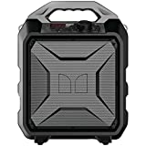 Best Monster Wireless Speakers - Monster Rockin' Rambler Indoor/Outdoor Wireless Speaker, Black Review