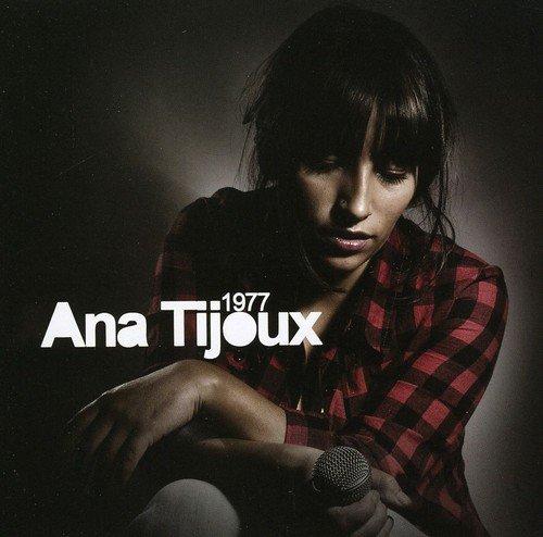 CD : Ana Tijoux - 1977 (CD)