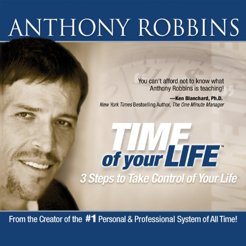 Anthony Robbins - Time of Your Life [MP3-AVI-PDF]