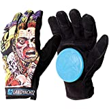 Landyachtz Comic Slide Longboard Slide Gloves-XL