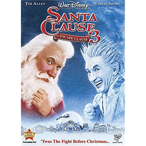 the santa clause 3 the escape clause - Amazon Christmas Movies
