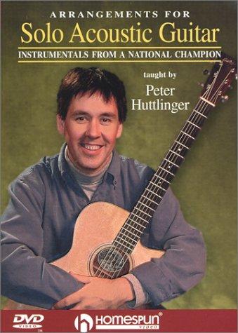 DVD-Arrangements For Solo Acoustic Guitar
