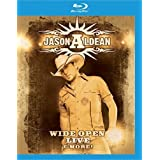 Jason Aldean: Wide Open Live and More [Blu-ray] by Eagle Rock Ent by Ivan Dudynsky