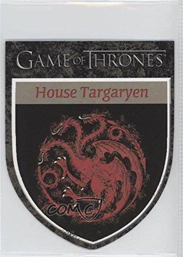 House Targaryen (Trading Card) 2012 Rittenhouse Game of Thrones Season 1 - The Houses #H5