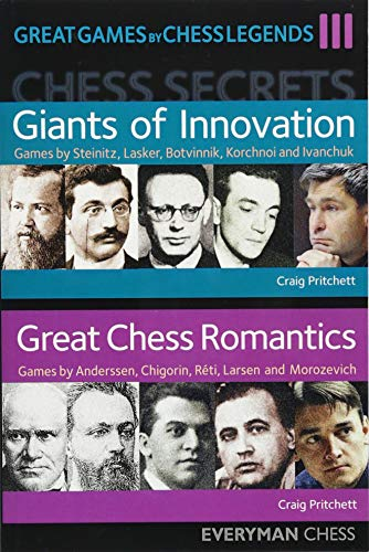 Great Games By Chess Legends - Craig Pritchett
