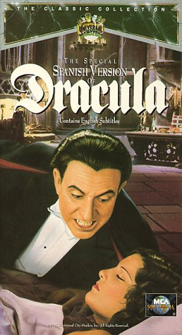 Dracula (Spanish Language) [VHS] by Universal Studios Ho