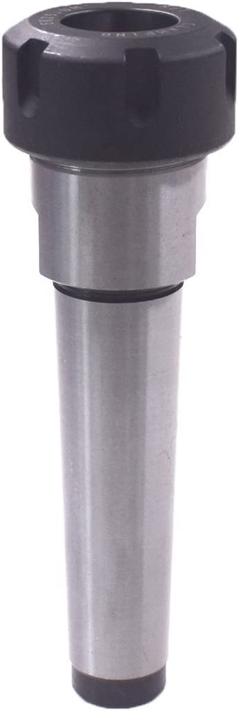 JRL MT3 ER25 Collet Chuck Holder with No.3 Morse Taper Shank Thread M12