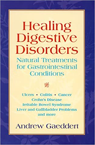 Book Healing Digestive Disorders: Natural Treatments for Gastrointestinal Conditions
