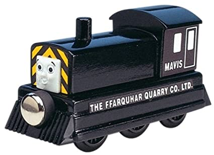 Thomas Friends Wooden Railway Mavis